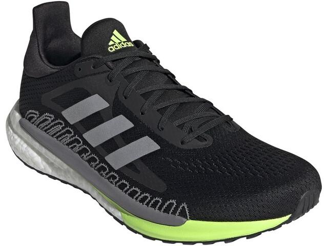 adidas Solar Glide 3 Zapatillas Hombre, core black/silver metal